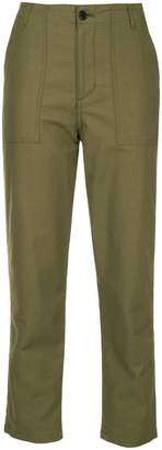 GUILD PRIME cropped trousers