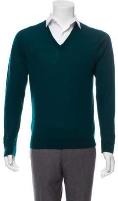 Paul & Joe Cashmere V-Neck Sweater