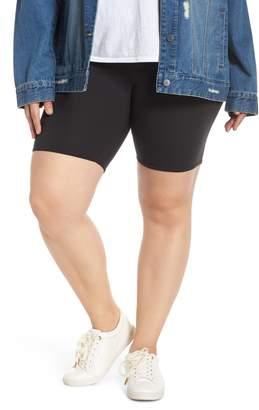 Make + Model High Waist Biker Shorts