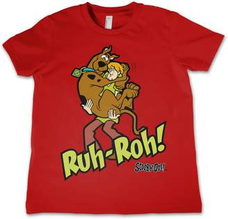 Scooby-Doo Officially Licensed Ruh-Ruh Unisex Kids T-Shirt - Years