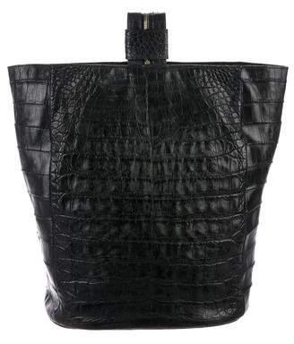 Hunting Season Crocodile Sling Backpack