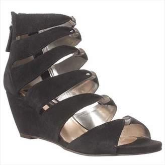 Steve Madden Womens gabbey Open Toe Casual Platform Sandals
