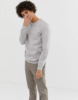 Pull&Bear Sweatshirt In Grey