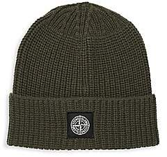 Stone Island Men's Wool Beanie