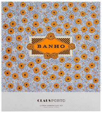 Claus Porto BANHO Hand Cream and Mini Soap Set