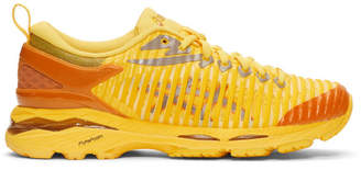 Asics Kiko Kostadinov Yellow Edition Gel-Delva Sneakers