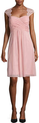 Scarlett Sleeveless Empire Waist Dress