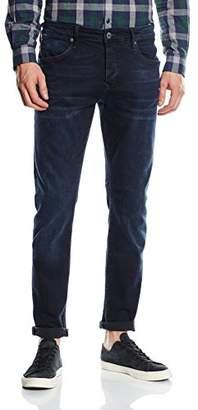 Mavi Jeans Men's YVES Jeans, Blau (Blue-Black Ultra Move 12895)