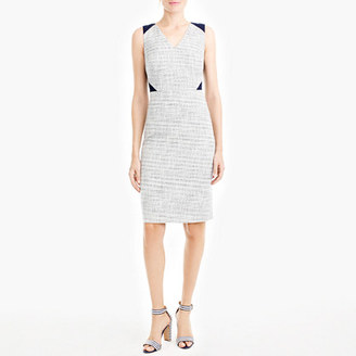 Lace tweed dress $108 thestylecure.com