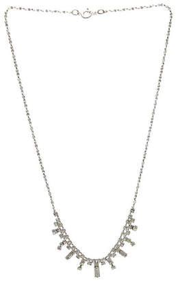 Sassy South Rhinestone Chain Necklace