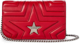 Stella McCartney Red Star Crossbody