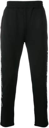 Versus basic logo track trousers