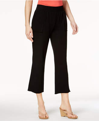 Style&Co. Style & Co Cropped Straight-Leg Pants, Created for Macy's