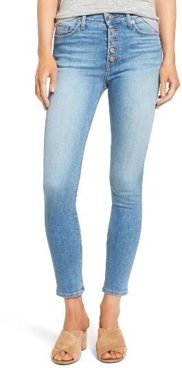 Women's Hudson Ciara High Waist Ankle Skinny Jeans