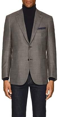 Brioni Men's Ravello Wool-Blend Two-Button Sportcoat