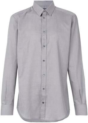 Dolce & Gabbana geometric print shirt