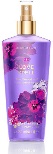 Victoria's Secret Fantasies Love Spell Fragrance Mist