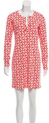 Diane von Furstenberg Silk New Reina Dress w/ Tags