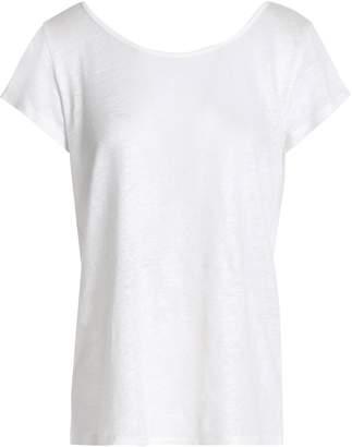 Petit Bateau (プチ バトー) - Petit Bateau スラブリネンジャージー Tシャツ
