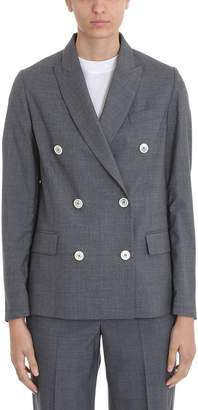 Golden Goose Double Breasted Boxy Blazer