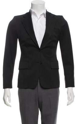 Gucci Pinstripe Wool Blazer