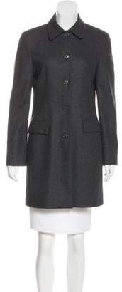 Michael Kors Cashmere Knee-Length Coat