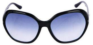 Prada Oversize Tinted Sunglasses