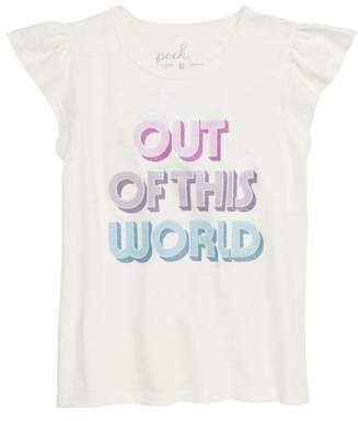 Peek Out Of This World Graphic Tee