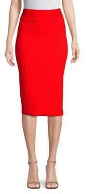 BOSS Fairuza Stretch Pencil Skirt