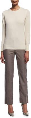Peserico Metallic Hint Trousers