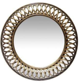 Fleur De Lis Living Trina Lattice Accent Mirror