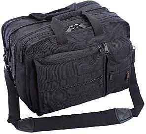A.Saks Expandable Multi-Pocket Organizer Briefcase