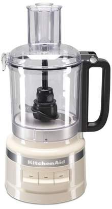 KitchenAid 9-Cup Food Processor Almond Cream