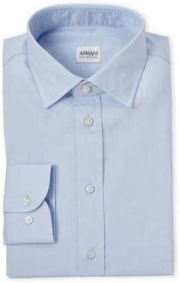 Armani Collezioni Cotton Dress Shirt