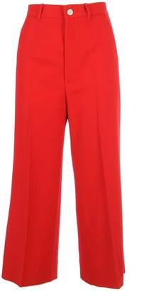 Gucci Stretch Culotte Trousers