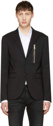 DSQUARED2 Black Tokyo Blazer