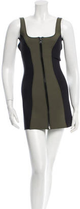 Lisa Marie Fernandez Stretch Knit Flared Top $85 thestylecure.com