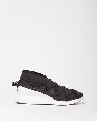 Y-3 Cross Lace Sneaker $365 thestylecure.com