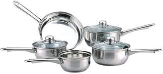 Sabichi Stainless Steel 5 Piece Pan Set Essentials Range