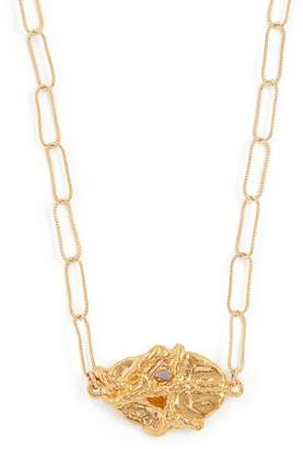 Alighieri - The Precarious Ropes Gold Plated Choker Necklace - Womens - Gold