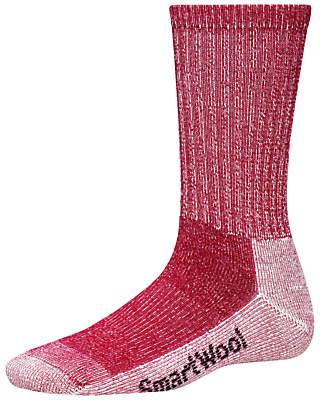 Smartwool Women's Hike Light Crew Socks, Red