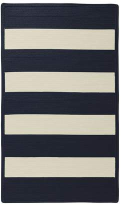 Pottery Barn Capel®; Fitzgerald Stripe Rug - Taupe