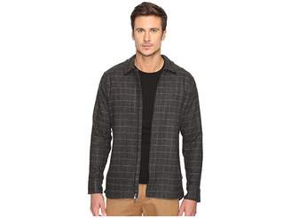 Publish Hunter - Plaid Shirt Jacket Men's Coat