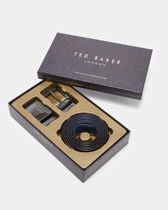 Ted Baker BULB Belt gift set