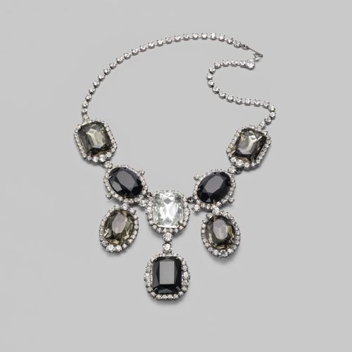 Kenneth Jay Lane Crystal Necklace