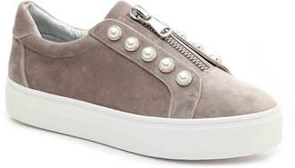 Steve Madden Lynn Velvet Platform Sneaker - Women's