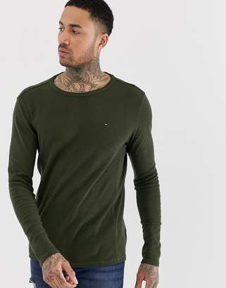 Tommy Jeans long sleeve knitted jumper