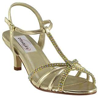 Dyeables Women's Lindsey Dress Sandal