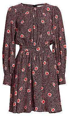 By Ti Mo byTiMo Women's Desirà ̈ Floral Fit-and-Flare Dress