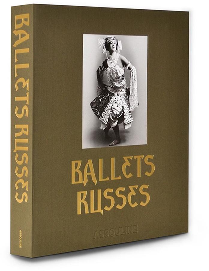 AssoulineAssouline Ballet Russes book